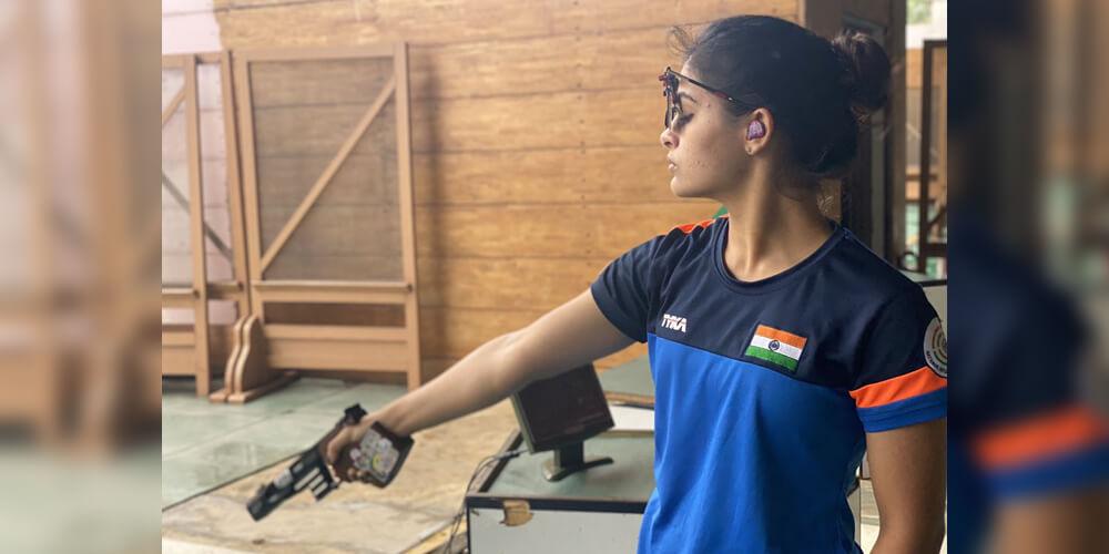 shooter manu bhaker
