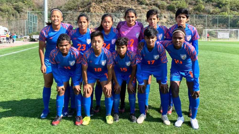 U-17 India Womens Team