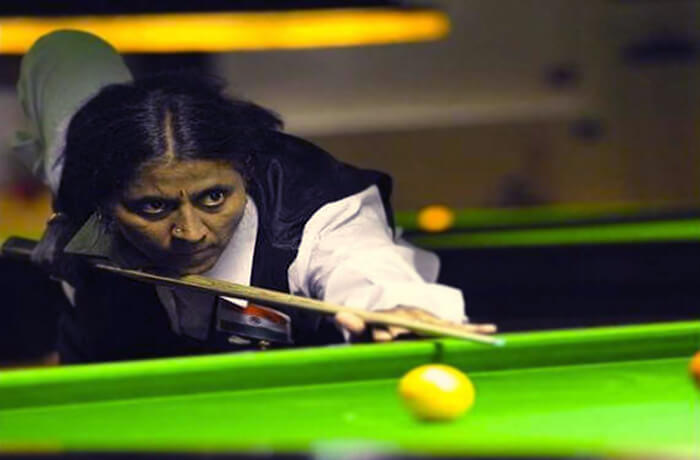 Revanna Umadevi Billiards player