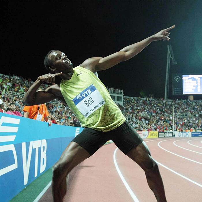 Usain Bolt- The fastest Man Alive and his diet routine