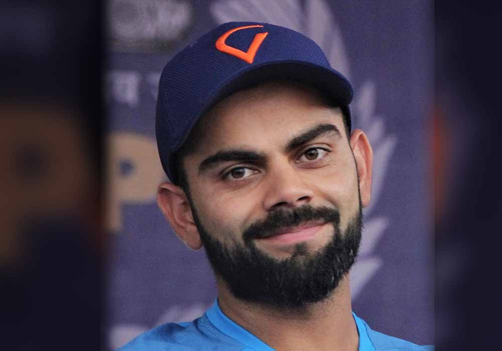 Virat Kohli and his perfect diet routine