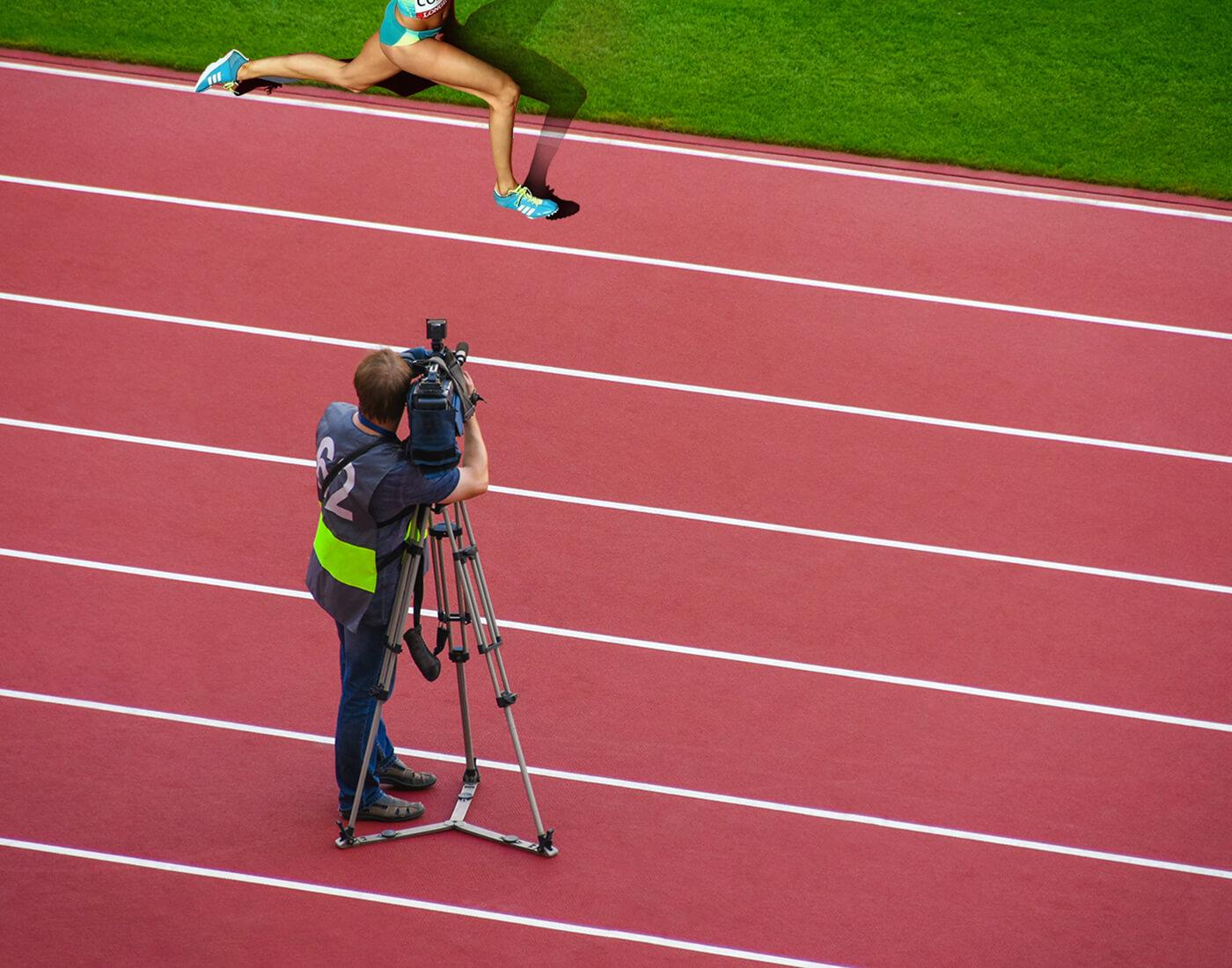 Sports Photographer / Videographer