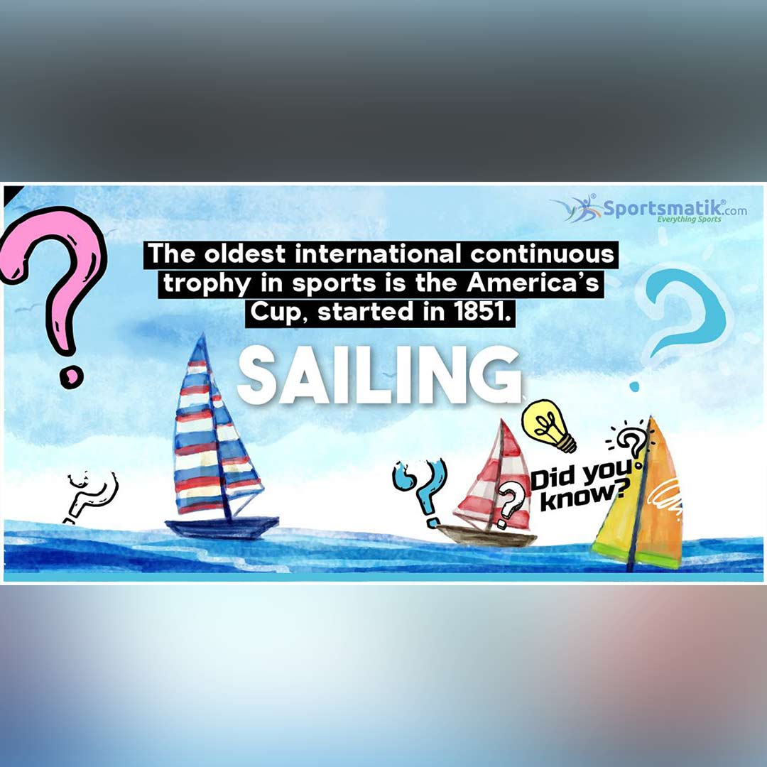 sailing sports facts
