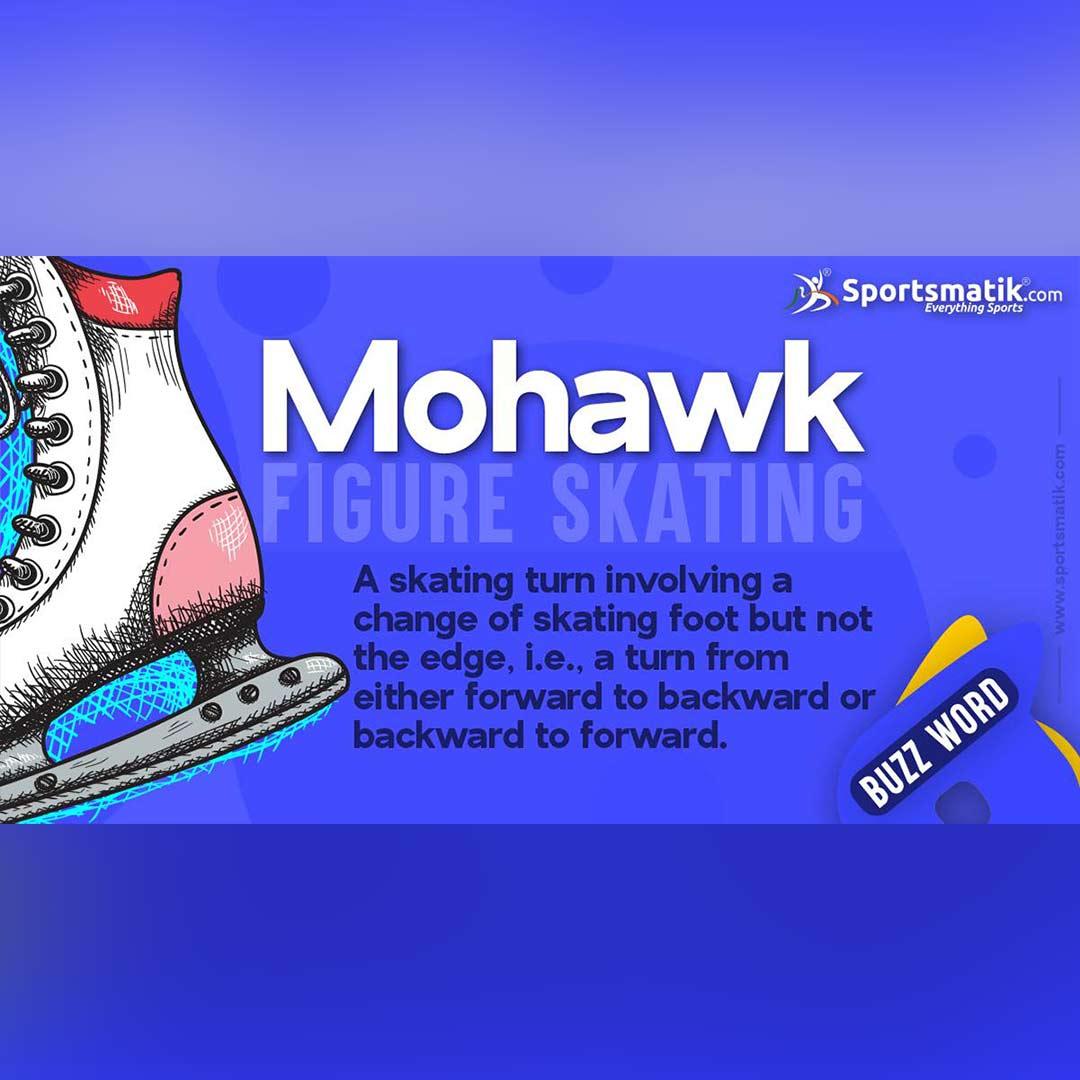 mohawk figure skating