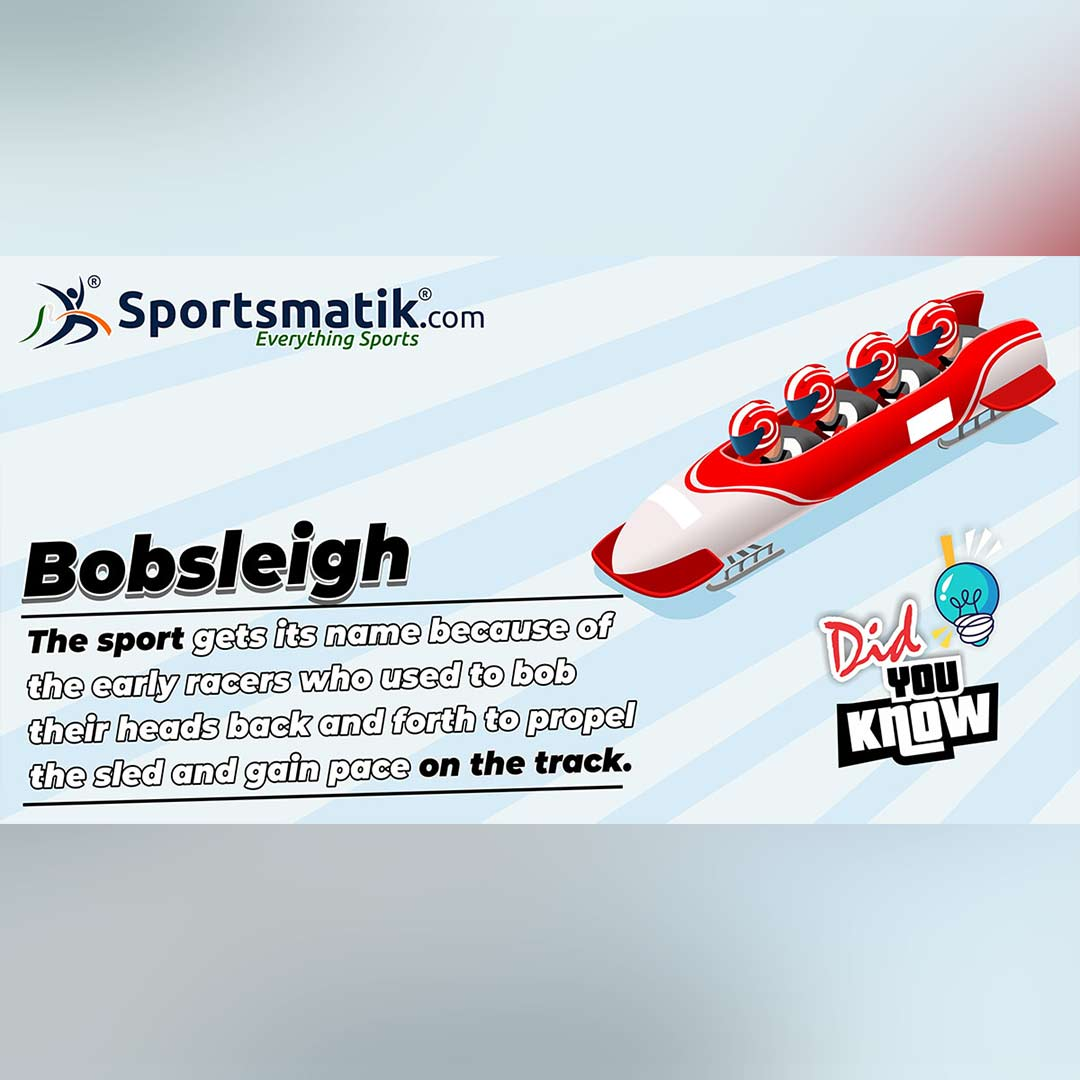 bobsleigh interesting facts