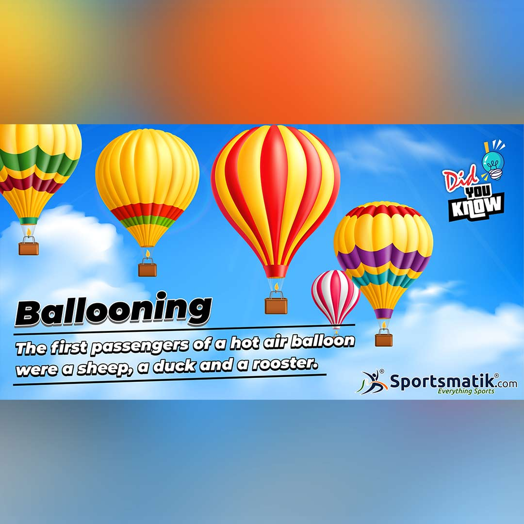 did you know ballooning