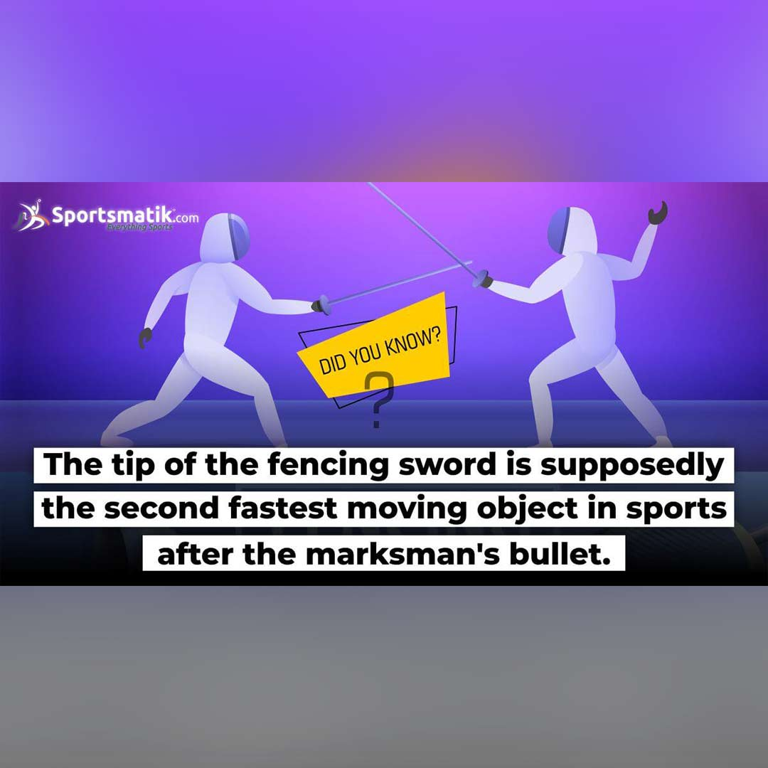 fencing did you know