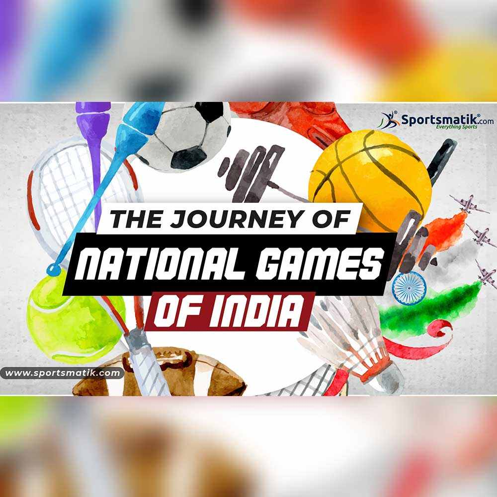 The Journey of the National Games of India | From 1924 till now | Indian Olympic Games