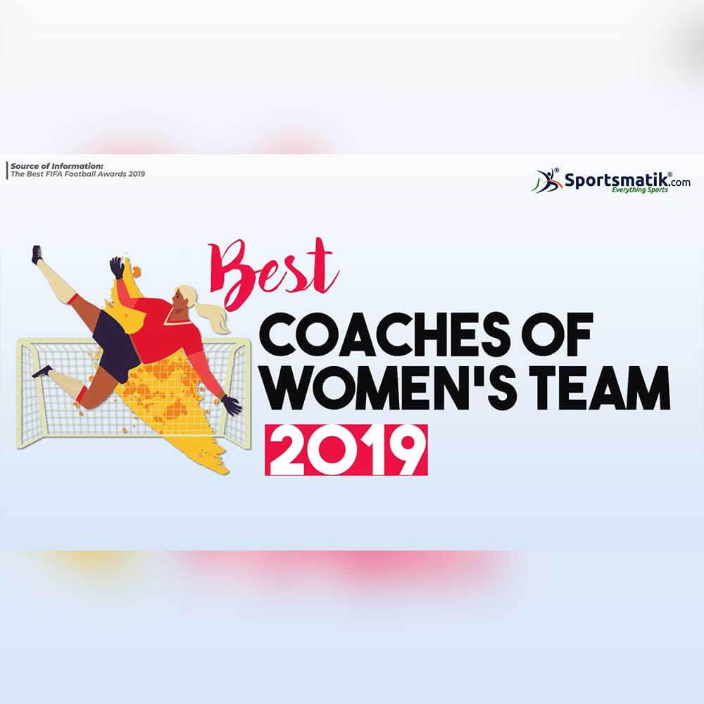 Top-10 Women's Team Football Coaches of 2019