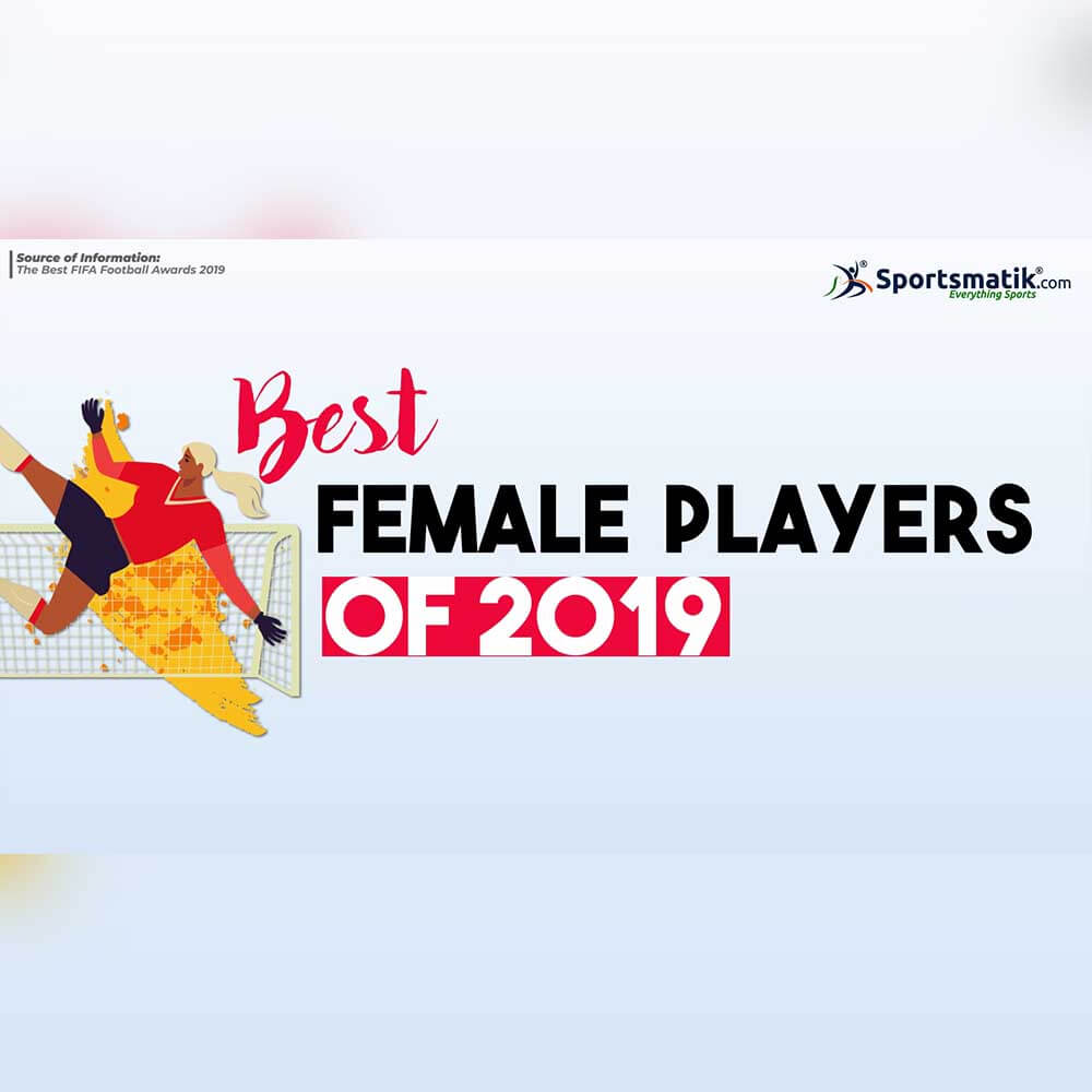 Top 12 Women's Soccer Players of 2019