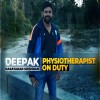 Deepak Narayanan: Physiotherapist on Duty