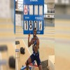 Hugues Fabrice Zango sets a new World Indoor Tripl...