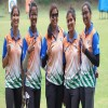Indian women's recurve team bounced back and fin...