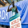 US sprinter Grant Holloway surpassed Colin Jackson...