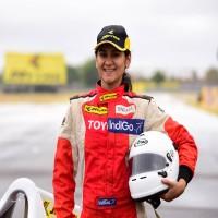 Sneha Sharma: Leading the race...