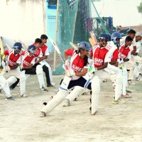 SMR Cricket Academy: Carving t...