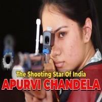Apurvi Chandela's histori...
