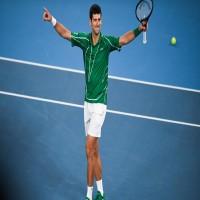 Novak Djokovic: The eighth tim...