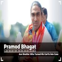 Pramod Bhagat: Ace Shuttler Wh...