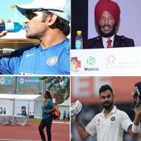Sportspersons and their intere...