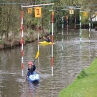 Canoe Slalom - Gates