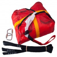 Hang Gliding - Reserve Parachute