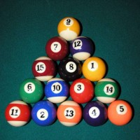 Pool (Pocket Billiards) - Ball