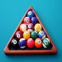 Pool (Pocket Billiards) - Triangle/Rack