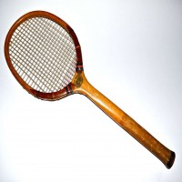 Real Tennis - Racquet