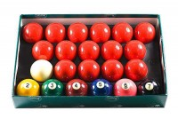 Snooker - Balls
