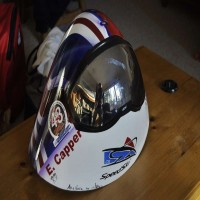 Speed Skiing - Helmet
