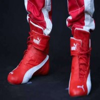 Indycar Racing - Boots