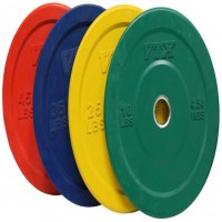 Weightlifting - Bumper Plates