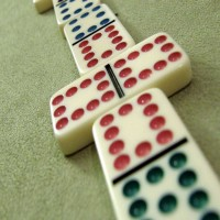 Domino Tiles/ Deck/ Pack