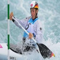 Canoe Slalom - Buoyancy Aid/Vest