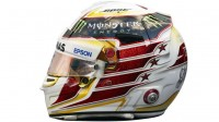 Indycar Racing - Crash Helmet