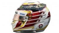 Indycar Racing - Crash Helmet
