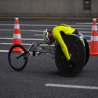 Para-Athletics - Wheelchair