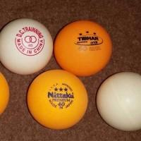 Table Tennis - Ball