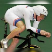 Track Cycling - Helmet