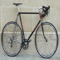 Track bicycle
