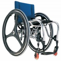 Wheelchair Curling - Wheelchair