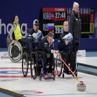 Wheelchair Curling - Clothing