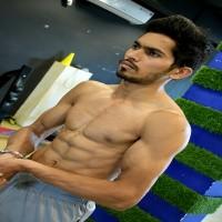 Devangkumar Solanki Sports Fitness Trainer