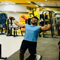 Devansh Thaker Athlete