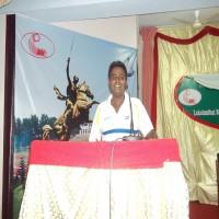 SALIM AHMED Coach