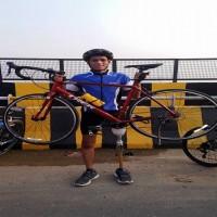Himanshu Kumar Athlete