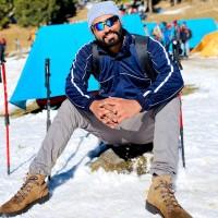 Milan Bhatia Athlete