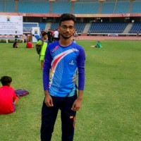 Sazid Ansari Athlete