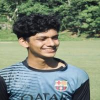 Ashiq Pallipath Athlete